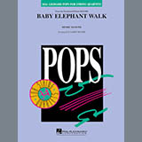 Download Larry Moore 'Baby Elephant Walk - Violin 1' Printable PDF 2-page score for Children / arranged String Quartet SKU: 368720.