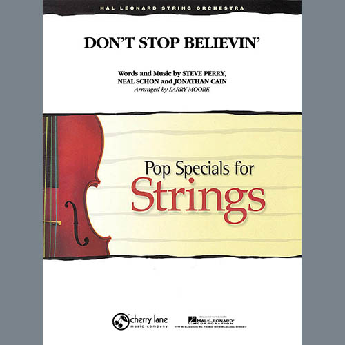 Easily Download Larry Moore Printable PDF piano music notes, guitar tabs for Orchestra. Transpose or transcribe this score in no time - Learn how to play song progression.