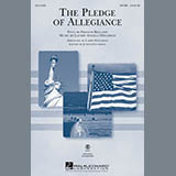 Download Laurie Angela Hochman 'The Pledge of Allegiance - Violin' Printable PDF 1-page score for Inspirational / arranged Choir Instrumental Pak SKU: 320304.