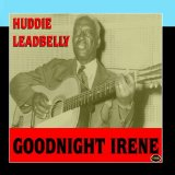 Download Lead Belly 'Goodnight, Irene' Printable PDF 1-page score for Folk / arranged Lead Sheet / Fake Book SKU: 184003.