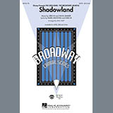 Download Lebo M., Hans Zimmer and Mark Mancina 'Shadowland (from The Lion King: Broadway Musical) (arr. Mac Huff)' Printable PDF 10-page score for Broadway / arranged 2-Part Choir SKU: 426800.