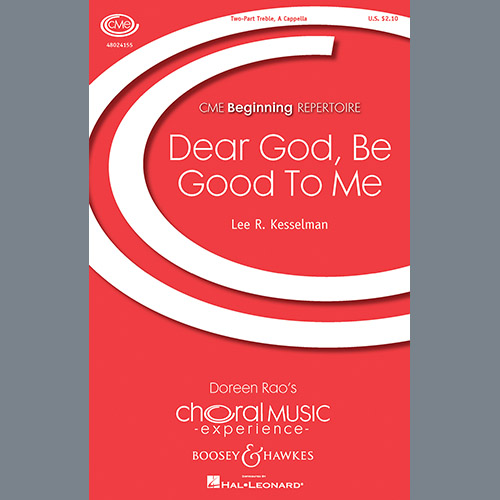 Easily Download Lee Kesselman Printable PDF piano music notes, guitar tabs for 2-Part Choir. Transpose or transcribe this score in no time - Learn how to play song progression.