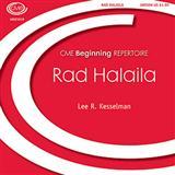 Download Lee R. Kesselman 'Rad Halaila' Printable PDF 14-page score for Concert / arranged Unison Choir SKU: 79257.