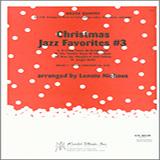 Download Lennie Niehaus 'Christmas Jazz Favorites #3 - Tuba' Printable PDF 6-page score for Christmas / arranged Brass Ensemble SKU: 343083.
