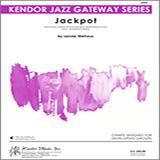 Download Lennie Niehaus 'Jackpot - Bass' Printable PDF 3-page score for Jazz / arranged Jazz Ensemble SKU: 326125.