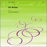 Download or print Lennie Niehaus Sir Brass - Full Score Sheet Music Printable PDF 9-page score for Concert / arranged Brass Ensemble SKU: 343196.