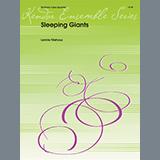 Download Lennie Niehaus 'Sleeping Giants - 2nd Baritone B.C.' Printable PDF 2-page score for Concert / arranged Brass Ensemble SKU: 412611.