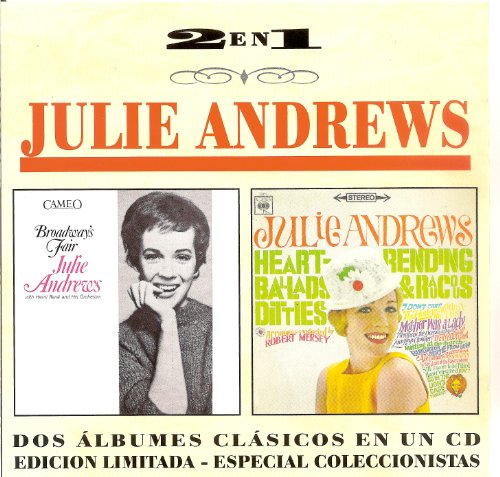 Easily Download Julie Andrews Printable PDF piano music notes, guitar tabs for Piano, Vocal & Guitar (Right-Hand Melody). Transpose or transcribe this score in no time - Learn how to play song progression.