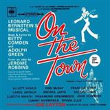 Download or print Leonard Bernstein Lonely Town (from On the Town) Sheet Music Printable PDF 3-page score for Jazz / arranged Piano Solo SKU: 156216.