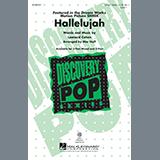 Download or print Leonard Cohen Hallelujah (arr. Mac Huff) Sheet Music Printable PDF 6-page score for Christian / arranged 2-Part Choir SKU: 164387.