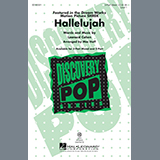 Download Leonard Cohen 'Hallelujah (arr. Mac Huff)' Printable PDF 6-page score for Christian / arranged 3-Part Mixed Choir SKU: 164360.