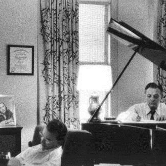 Lerner & Loewe, I've Grown Accustomed To Her Face, Piano Solo
