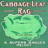 Download or print Les C. Copeland Cabbage Leaf Rag Sheet Music Printable PDF 3-page score for Jazz / arranged Piano Solo SKU: 65779.
