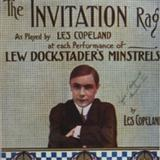 Download or print Les C. Copeland Invitation Rag Sheet Music Printable PDF 4-page score for Jazz / arranged Piano Solo SKU: 65784.