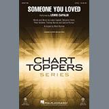 Download Lewis Capaldi 'Someone You Loved (arr. Mark Brymer)' Printable PDF 13-page score for Pop / arranged 2-Part Choir SKU: 431339.
