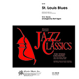 Download Ligon 'St. Louis Blues - Violin Solo' Printable PDF 1-page score for Jazz / arranged Orchestra SKU: 322599.