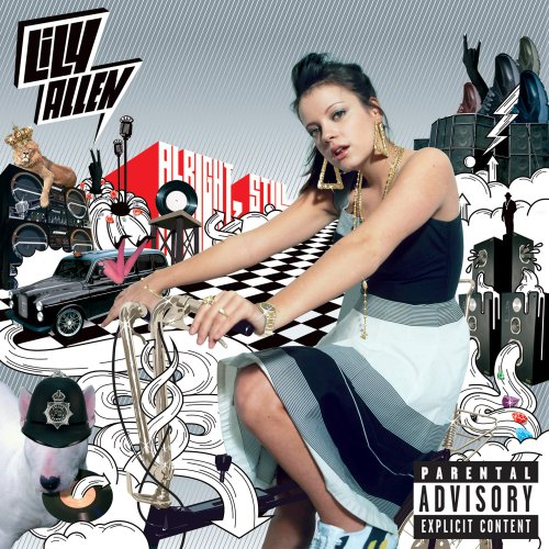 Easily Download Lily Allen Printable PDF piano music notes, guitar tabs for Guitar Chords/Lyrics. Transpose or transcribe this score in no time - Learn how to play song progression.