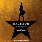 Download or print Lin-Manuel Miranda Dear Theodosia (from Hamilton) Sheet Music Printable PDF 5-page score for Broadway / arranged Big Note Piano SKU: 485279.