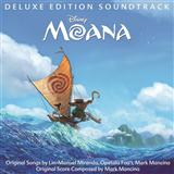Download or print Lin-Manuel Miranda How Far I'll Go (from Moana) Sheet Music Printable PDF 3-page score for Disney / arranged Piano Solo SKU: 417846.
