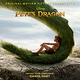 Download or print Lindsey Stirling Something Wild (from the Motion Picture Pete's Dragon) Sheet Music Printable PDF 3-page score for Disney / arranged Big Note Piano SKU: 454715.