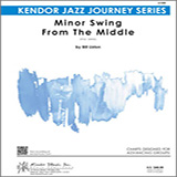 Download Liston 'Minor Swing From The Middle - Piano' Printable PDF 6-page score for Classical / arranged Jazz Ensemble SKU: 317869.