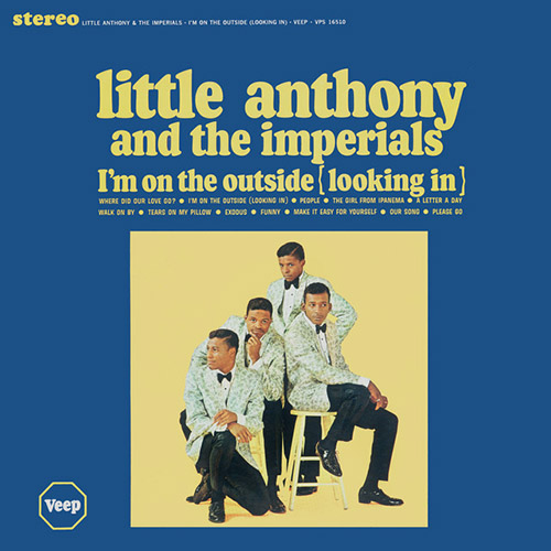 Easily Download Little Anthony & The Imperials Printable PDF piano music notes, guitar tabs for Ukulele. Transpose or transcribe this score in no time - Learn how to play song progression.