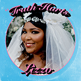 Download or print Lizzo Truth Hurts Sheet Music Printable PDF 7-page score for Pop / arranged Big Note Piano SKU: 443748.