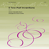 Download Lloyd Conley '5 Two-Part Inventions' Printable PDF 10-page score for Classical / arranged Woodwind Ensemble SKU: 373559.