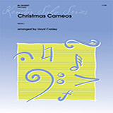 Download Lloyd Conley 'Christmas Cameos - Bb Trumpet' Printable PDF 4-page score for Christmas / arranged Brass Solo SKU: 373480.