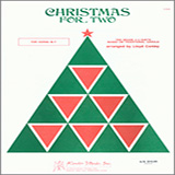 Download or print Lloyd Conley Christmas for Two Sheet Music Printable PDF 22-page score for Christmas / arranged Brass Ensemble SKU: 124942.