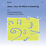 Download Lloyd Conley 'Jesu, Joy of Man's Desiring - Piano Accompaniment' Printable PDF 5-page score for Classical / arranged Brass Solo SKU: 373437.