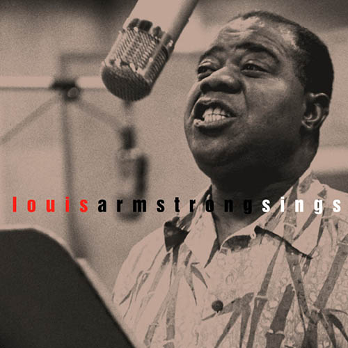 Easily Download Louis Armstrong Printable PDF piano music notes, guitar tabs for Easy Piano. Transpose or transcribe this score in no time - Learn how to play song progression.
