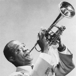 Download or print Louis Armstrong When You're Smiling (The Whole World Smiles With You) Sheet Music Printable PDF 1-page score for Jazz / arranged Real Book – Melody & Chords – C Instruments SKU: 60804.