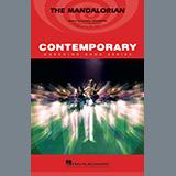 Download Ludwig Göransson 'The Mandalorian (from Star Wars: The Mandalorian) (arr. Paul Murtha) - Bb Horn/Flugelhorn' Printable PDF 1-page score for Disney / arranged Marching Band SKU: 449015.