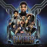 Download Ludwig Goransson 'United Nations/End Titles (from Black Panther)' Printable PDF 4-page score for Film/TV / arranged Piano Solo SKU: 251694.