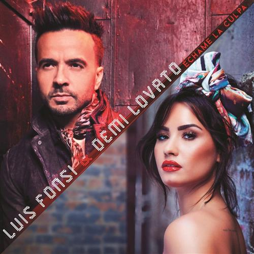 Easily Download Luis Fonsi and Demi Lovato Printable PDF piano music notes, guitar tabs for  Piano, Vocal & Guitar (Right-Hand Melody). Transpose or transcribe this score in no time - Learn how to play song progression.