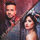 Download Luis Fonsi and Demi Lovato 'Echame La Culpa' Printable PDF 7-page score for Pop / arranged Piano, Vocal & Guitar (Right-Hand Melody) SKU: 196493.