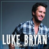 Download Luke Bryan 'Crash My Party' Printable PDF 9-page score for Pop / arranged Piano, Vocal & Guitar (Right-Hand Melody) SKU: 98581.