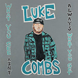 Download or print Luke Combs Forever After All Sheet Music Printable PDF 9-page score for Country / arranged Piano, Vocal & Guitar (Right-Hand Melody) SKU: 472393.