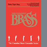 Download or print Luther Henderson Tuba Tiger Rag - Bb Trumpet 1 (Brass Quintet) Sheet Music Printable PDF 8-page score for Jazz / arranged Brass Ensemble SKU: 366530.