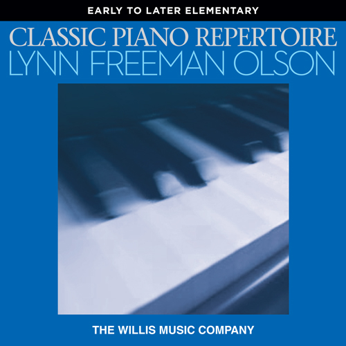 Easily Download Lynn Freeman Olson Printable PDF piano music notes, guitar tabs for Educational Piano. Transpose or transcribe this score in no time - Learn how to play song progression.