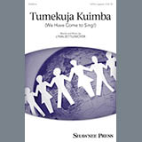 Download or print Lynn Zettlemoyer Tumekuja Kuimba (We Have Come To Sing!) Sheet Music Printable PDF 7-page score for A Cappella / arranged 3-Part Mixed Choir SKU: 250809.