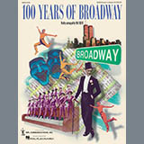 Download or print Mac Huff 100 Years Of Broadway (Medley) Sheet Music Printable PDF 54-page score for Broadway / arranged 2-Part Choir SKU: 504901.