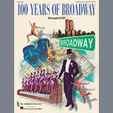 Download or print Mac Huff 100 Years of Broadway (Medley) - Bass Sheet Music Printable PDF 27-page score for Musical/Show / arranged Choir Instrumental Pak SKU: 382144.