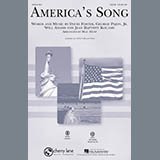 Download or print will.i.am America's Song (arr. Mac Huff) Sheet Music Printable PDF 11-page score for Concert / arranged 2-Part Choir SKU: 98159.