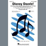 Download Mac Huff 'Disney Dazzle! (The Songs of Alan Menken, Howard Ashman and Tim Rice) (Medley)' Printable PDF 47-page score for Disney / arranged 2-Part Choir SKU: 416298.
