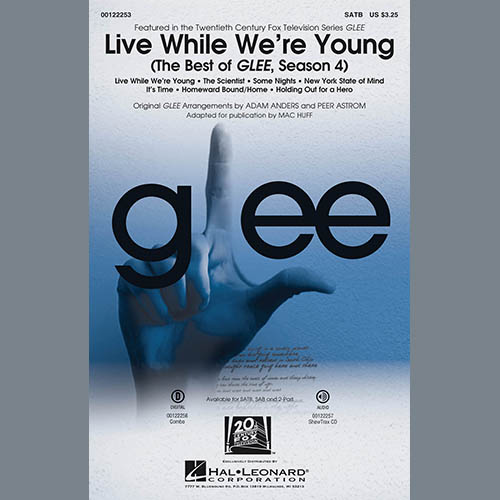 Easily Download Glee Cast Printable PDF piano music notes, guitar tabs for SATB Choir. Transpose or transcribe this score in no time - Learn how to play song progression.