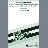 Download or print Mac Huff One Direction (Choral Highlights) Sheet Music Printable PDF 19-page score for Concert / arranged 2-Part Choir SKU: 97292.