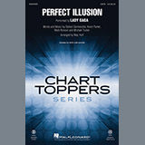 Download Mac Huff 'Perfect Illusion - Drums' Printable PDF 2-page score for Pop / arranged Choir Instrumental Pak SKU: 367166.