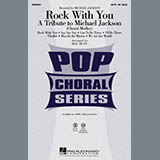 Download Mac Huff 'Rock With You - A Tribute to Michael Jackson (Medley)' Printable PDF 46-page score for Pop / arranged 2-Part Choir SKU: 283183.